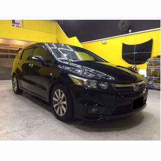 Honda Stream For Lease $420/week(For Uber (X/XL) & Grab (grabcar/6seaters)) Used
