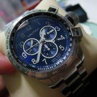 Nautica Chronograph A40008