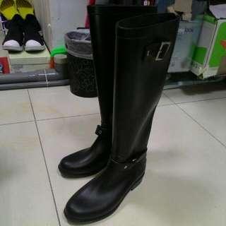 {私物}免運>尺寸39>黑色靴子