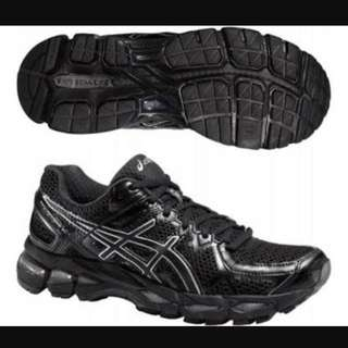 Asics Gel Kayano Black