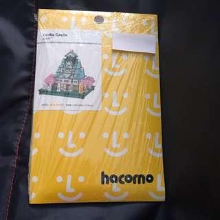Hacomo Paper Model Osaka Castle