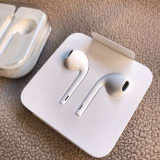 Original Iphone Earphones