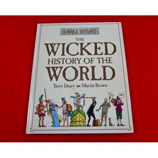 Horrible Histories: The Wicked History of the World