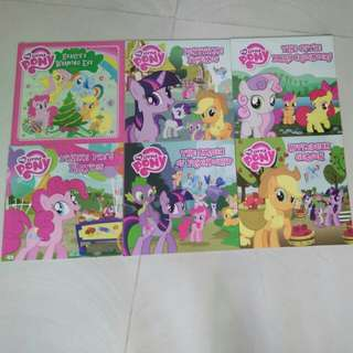 My Little Pony Storybooks for young children