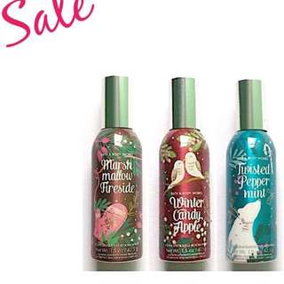 ON SALE!!! Authentic bath and body room spray