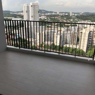 "The Trilinq @ Clementi 1 bedroom ""1st to move in condition"""