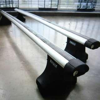 Thule roof rack 120cm