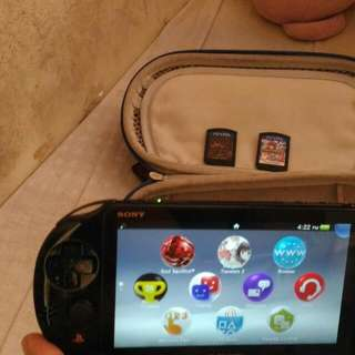 PS VITA SLIM With wifi Or Swap To Samsung J7 2016