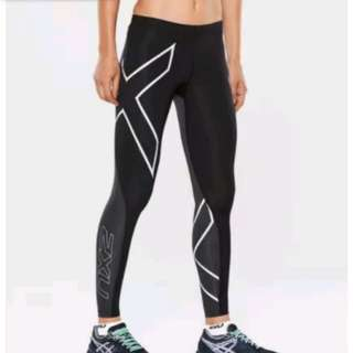 2XU ELITE COMPRESSION TIGHTS WOMEN'S SIZE S; RETAILS @ $185, YOURS FOR $80