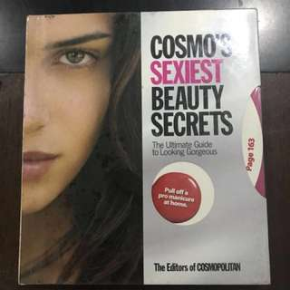 Cosmo's Sexiest Beauty Secrets (fixed price)