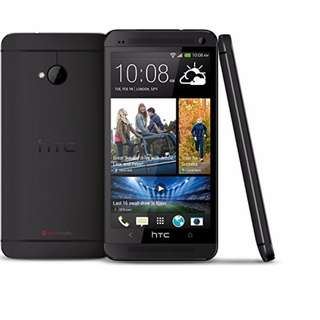 """HTC ONE M7 32GB 4.7"""" WITH FREE DOOR DELIVERY!"""