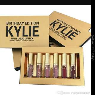 Kylie Beauty Lip Cream