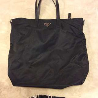 """PRADA"" man's bag"