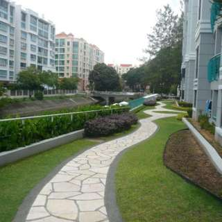 Near Paya Lebar MRT, Condo Room Available