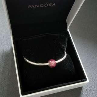 Pandora 手鏈 生日charm