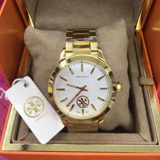 Authentic TORY BURCH Watch/ Japan Movement