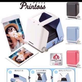 (預訂)日本Takara Tomy Printoss印相機$ 290一部