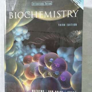 Biochemistry (Third edition)