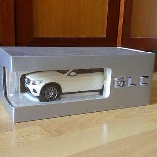 1:18 Mercedes-Benz GLC Model