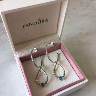Pandora Earrings 耳環 全新有盒