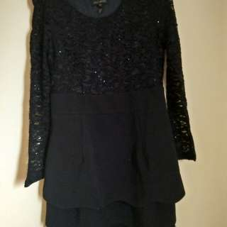 Black Dress (bisa dipake pesta)