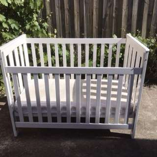 Pre loved Baby Cot