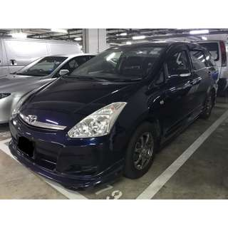 TOYOTA WISH 1.8XE BI-FUEL A