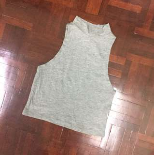 River Island High Neck Sleeveless Top