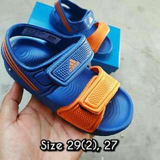 Clear Stok Sandle Adidas Rm15!