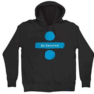 Brand New Ed Sheeran Divide Tour Hoodie