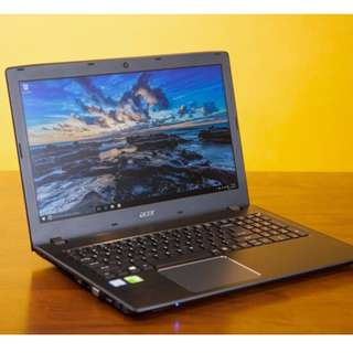 ACER HIGH END GAMING LAPTOP