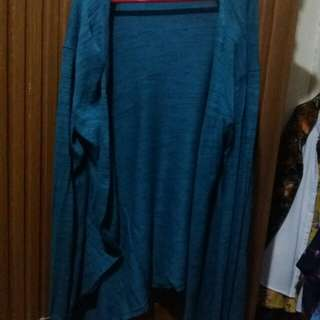 Cardigan Knit Hijau Tosca Murah from M - XXL