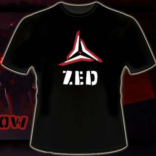 Project Zed Tshirt