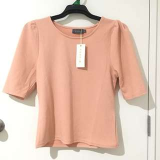 Pink Top - Size L