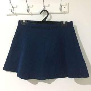 Denim Skirt - Size 10