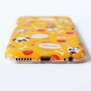 iPhone 6/6s plus 蕃茄小狗手機殼