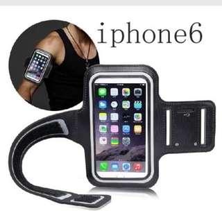 IPhone 運動用手機臂帶