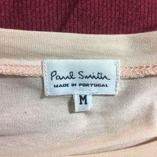 Paul smith 粉色短T