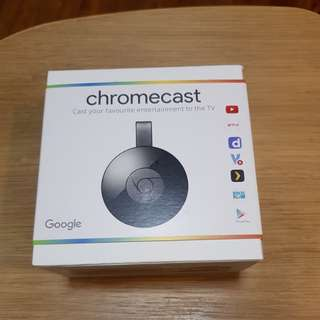 Google Chromecast Like New
