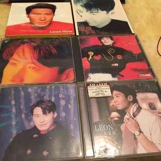 Leon 六隻CD