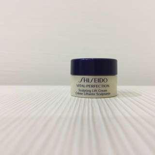 🚚 (全新)SHISEIDO全效抗痕 緊顏白金霜2.5ml #我的美妝可超取