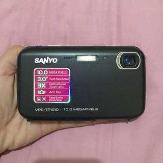 POCKET CAMERA SANYO VPC-TP1010