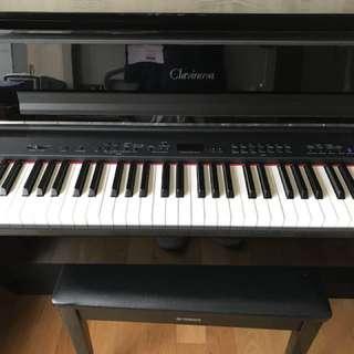 Yamaha digital piano - CLP S308  clavinova