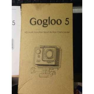 Gogloo5 極限攝影機 防水相機 (單賣主機含電池)