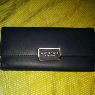 Jimshoney amalia wallet (dark navy)