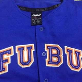 Repriced Authentic Retro Fubu Baseball Jersey