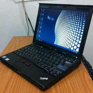 Used i5 Lenovo ThinkPad X201 Laptop