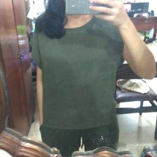 NEWLOOK army blouse