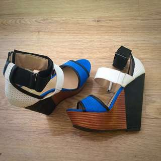 Aldo Brand New Wedge Shoes