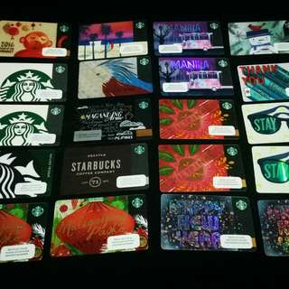 Starbucks Cards PH